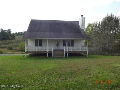Breckinridge County Single Family Home For Sale: 1318 Highway 401