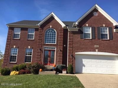 Crestwood Single Family Home For Sale: 6909 Gates Ln