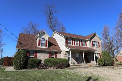 Hardin County Single Family Home For Sale: 7212 S Woodland Dr