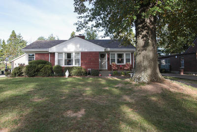 St Matthews Single Family Home For Sale: 219 Alcott Rd