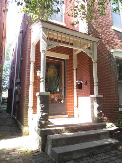Single Family Home For Sale: 806 E Washington St