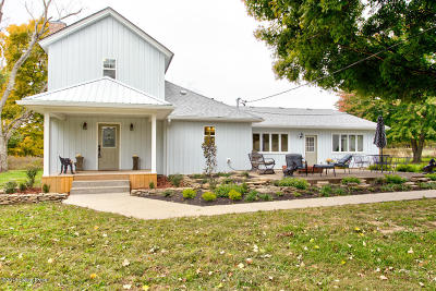 Spencer County Farm For Sale: 201 Yoder Tipton Rd
