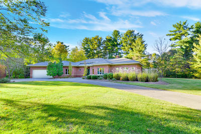 Single Family Home For Sale: 11909 Cedardale Rd
