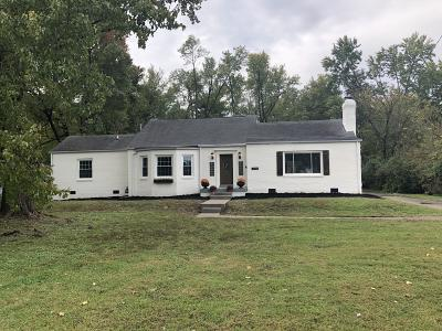 Single Family Home For Sale: 1728 Meyers Ln