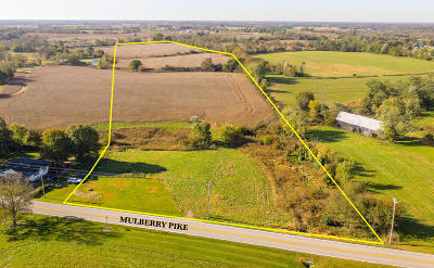 Shelbyville Residential Lots & Land For Sale: 971 Mulberry Pike