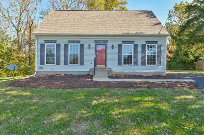 Oldham County Single Family Home For Sale: 1626 Tina Ct