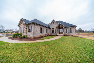Single Family Home For Sale: Lot 9 Dove Point Pl