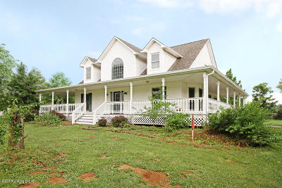 Bullitt County Farm For Sale: 280 Juanita Ct