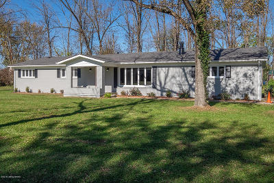 Bullitt County Single Family Home For Sale: 276 6th Ave