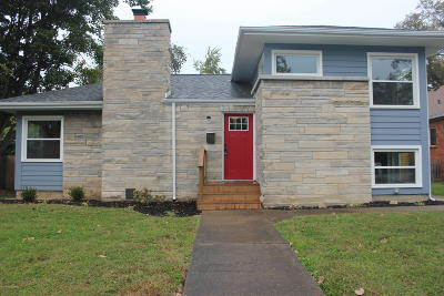 Jeffersonville Single Family Home For Sale: 415 Francis Ct