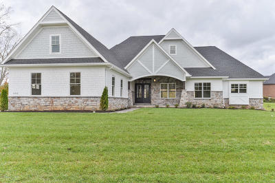 Oldham County Single Family Home For Sale: 12432 Poplar Woods Dr