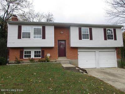 Crestwood Single Family Home For Sale: 9213 Foxtail Ct