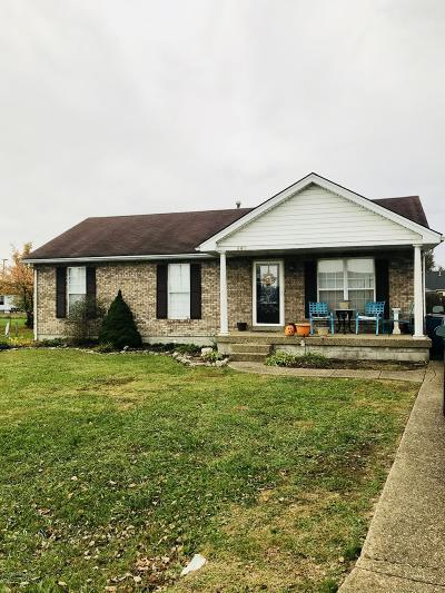 Bullitt County Single Family Home For Sale: 448 Beechcliff Cir