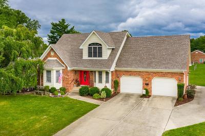 Bullitt County Single Family Home For Sale: 112 Stoneledge Dr