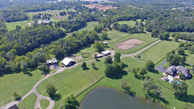 Louisville Farm For Sale: 12880 S Pope Lick Rd