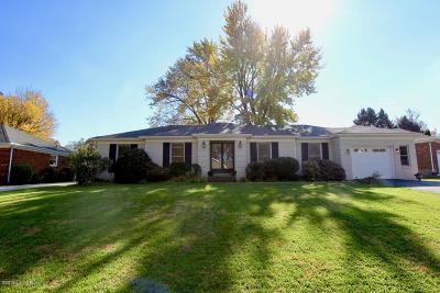 Douglass Hills Single Family Home Active Under Contract: 609 Armadale Pl