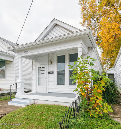Germantown Single Family Home For Sale: 1124 Milton St