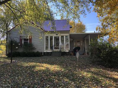 Single Family Home For Sale: 45 Stringtown Rd