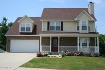 Elizabethtown KY Single Family Home For Sale: $234,900
