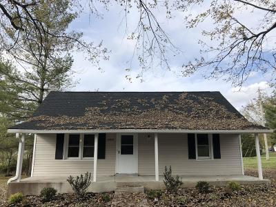 Crestwood Single Family Home For Sale: 3900 Cal Ave