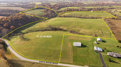 Shelby County Residential Lots & Land For Sale: Steve Wood Rd