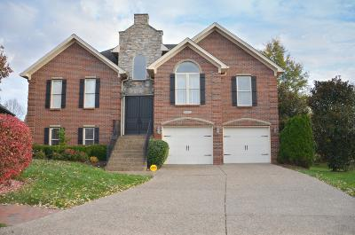Single Family Home For Sale: 16524 Briston Avon Ln