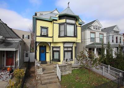 Single Family Home For Sale: 1411 E Breckinridge St