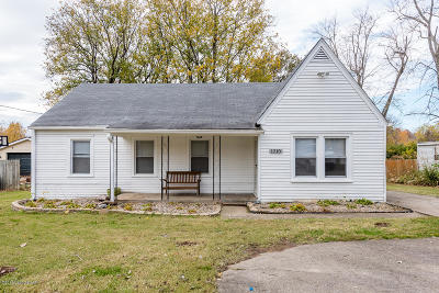 Fairdale Single Family Home For Sale: 1210 S Park Rd