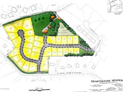 Louisville Residential Lots & Land For Sale: 21 Hearthstone Meadows