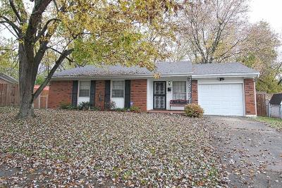 New Albany IN Single Family Home For Sale: $125,000