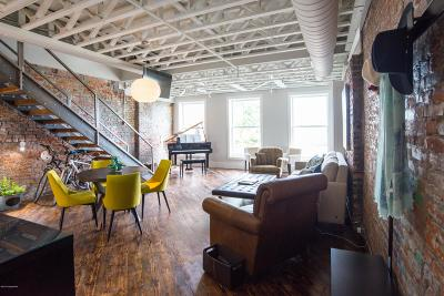 Louisville Condo/Townhouse For Sale: 711 W Main St #S