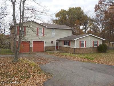 Elizabethtown KY Single Family Home For Sale: $149,900