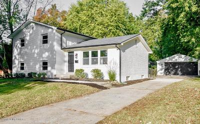 Louisville KY Single Family Home For Sale: $296,500