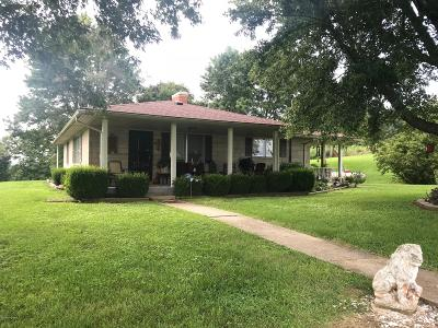 Caneyville Single Family Home For Sale: 308 Center St