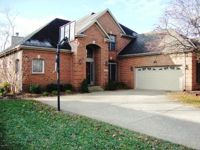 Louisville KY Single Family Home For Sale: $395,000