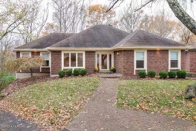 Prospect Single Family Home For Sale: 8000 Weyanoke Ct
