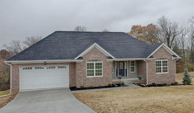 Taylorsville Single Family Home For Sale: 608 Lincoln Dr