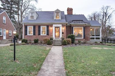Louisville KY Single Family Home For Sale: $399,500