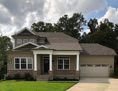 Fisherville Single Family Home For Sale: Lot 6 Artisan Glen Ct