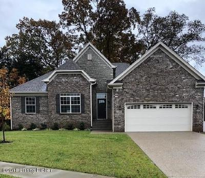 Louisville KY Single Family Home For Sale: $328,990