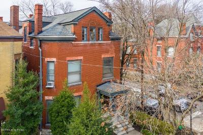 Old Louisville Condo/Townhouse For Sale: 1450 S 2nd St #2