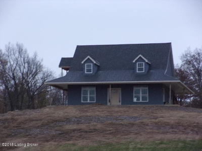 Nelson County Single Family Home For Sale: 6094 Nat Rogers Rd