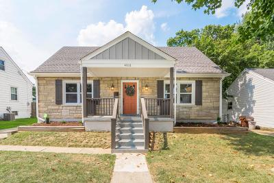 Single Family Home For Sale: 4011 Winchester Rd