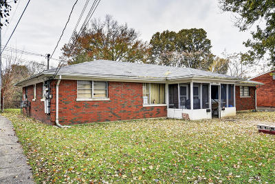 Louisville KY Multi Family Home For Sale: $99,900