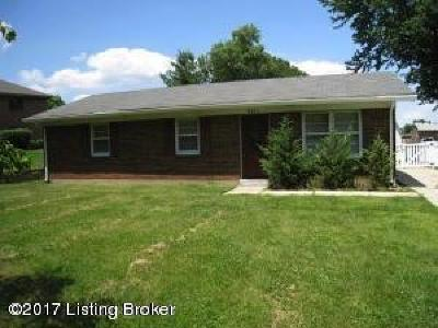 Louisville Rental For Rent: 5211 Vassar Ave