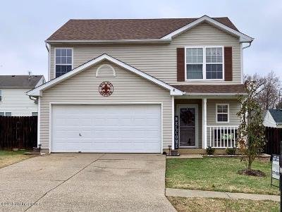 Oldham County Single Family Home For Sale: 1111 Old Hickory Ct