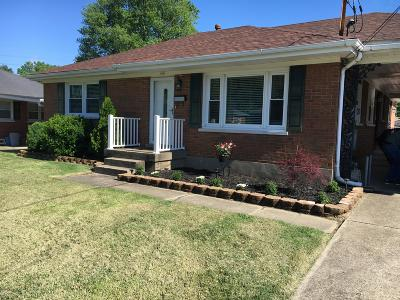Jefferson County Single Family Home For Sale: 1617 Clarice Way