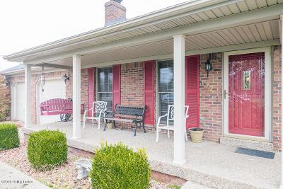 Bullitt County Single Family Home For Sale: 172 Kamp Dr