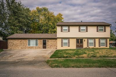 Louisville KY Single Family Home For Sale: $244,900
