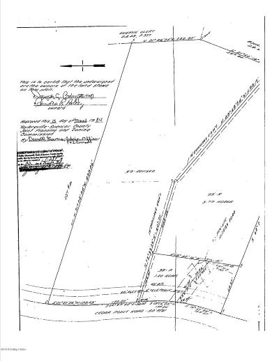Spencer County Residential Lots & Land For Sale: 39 Cedar Point Rd